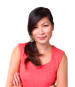 Highly reviewed Singapore based online therapist, Alexandra Oh, from Talk Your Heart Out