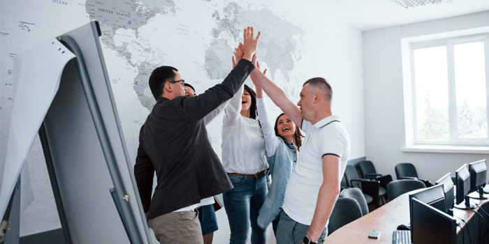 Giving attention and responding to employees' wellbeing concerns shows employees that the organisation values them.